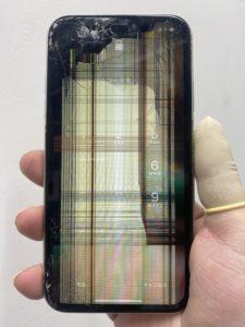 iPhone11画面表示不良