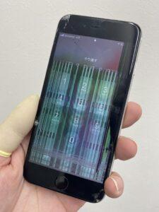 iPhoneSE2表示異常