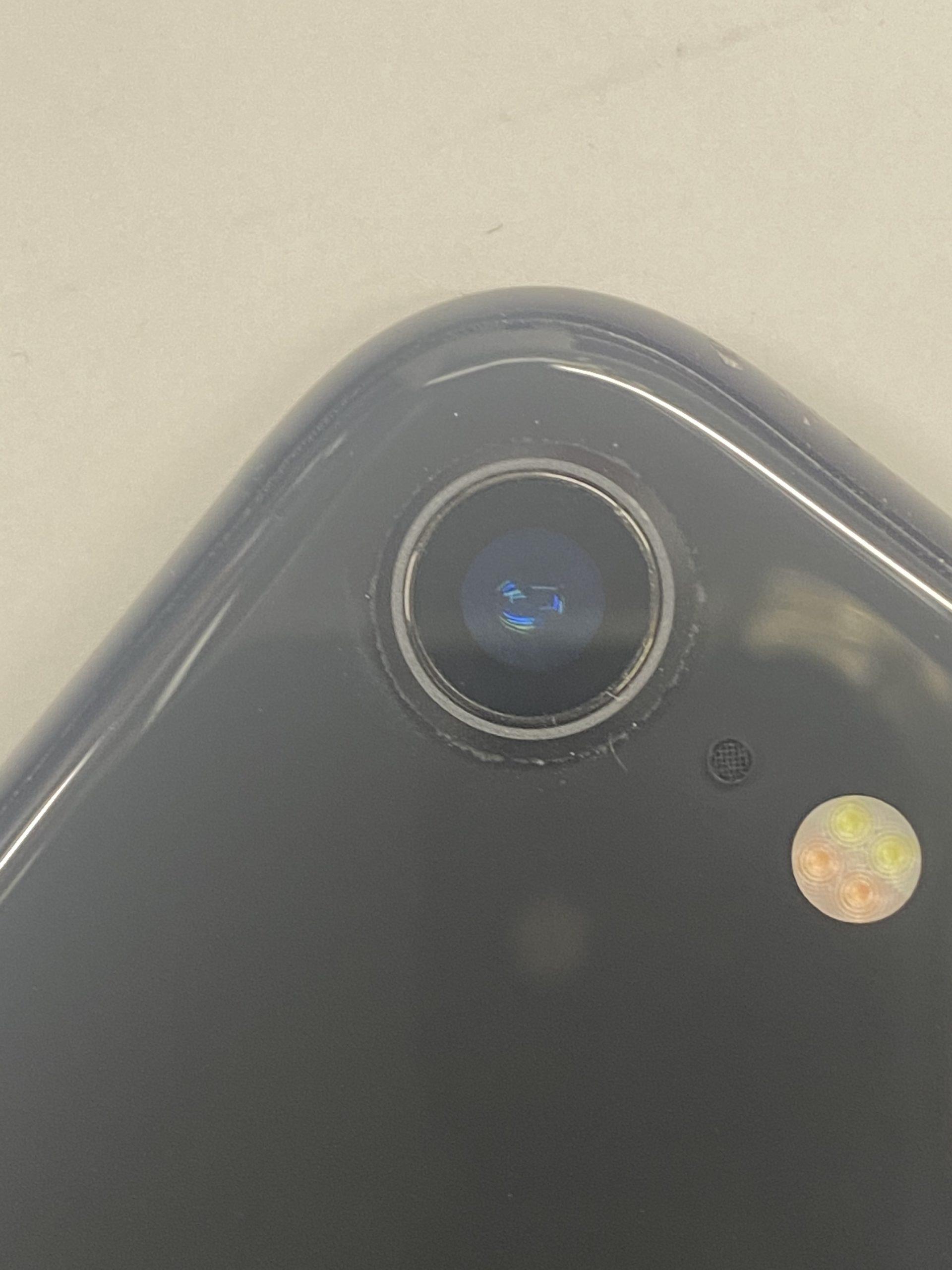 iPhone8カメラガラス修理後