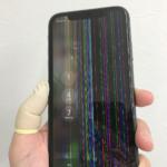 iPhoneの画面は割れてなくても壊れることがあります!
