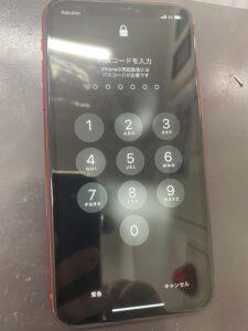 iPhone11の画面修理後
