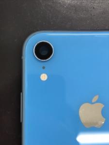 背面カメラ修理が終わったiPhoneXR