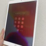 iPad7のガラスが割れた!?iPadのガラス割れ修理を赤坂で!